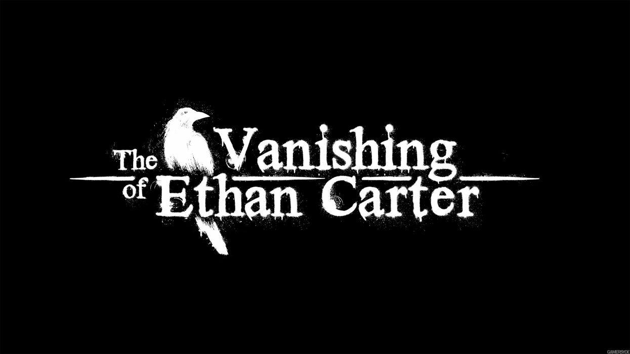 VANISHING OF ETHAN CARTER mystery adventure fiction horror paranormal crime wallpaper