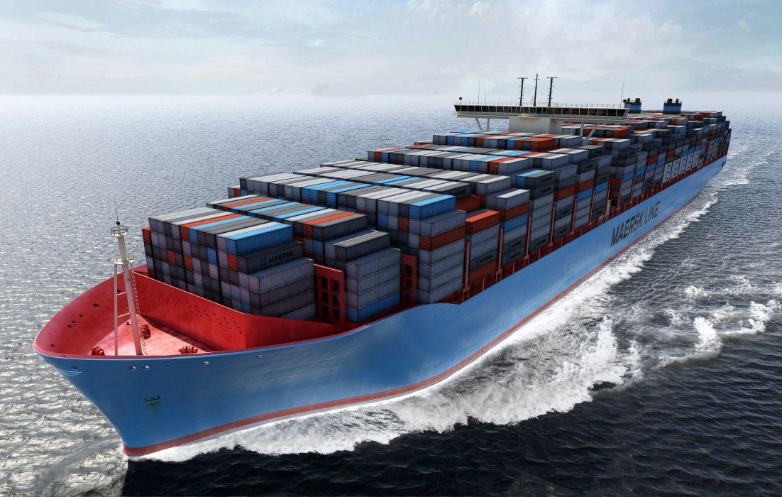 CARGO SHIP boat transport wallpaper