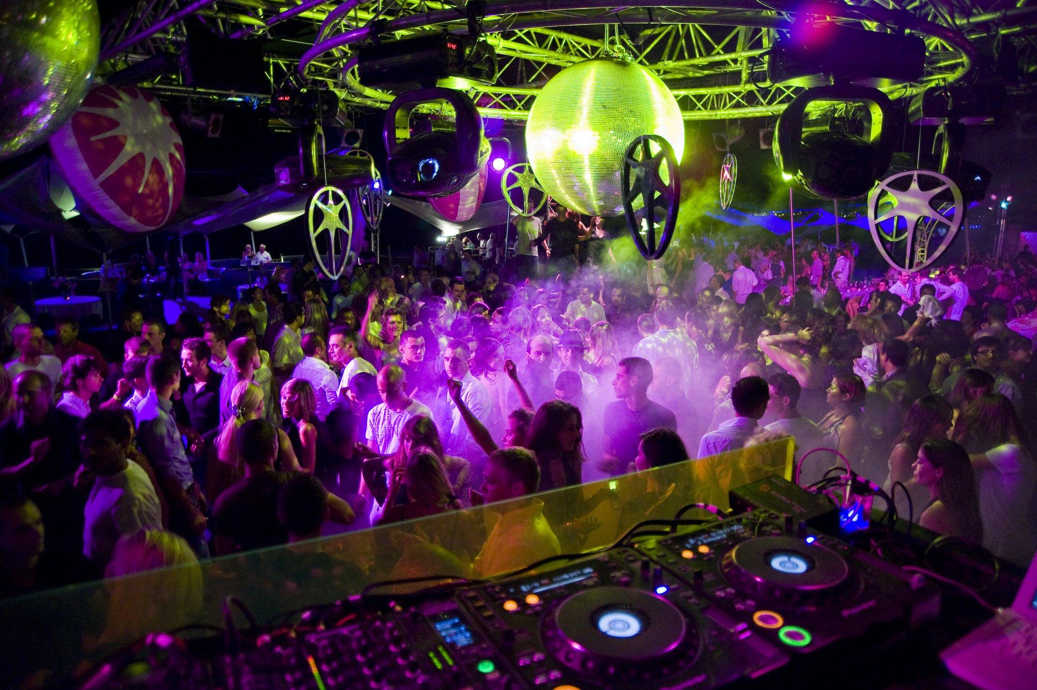 Disco dance music club wallpaper | 2048x1363 | 458692 ...