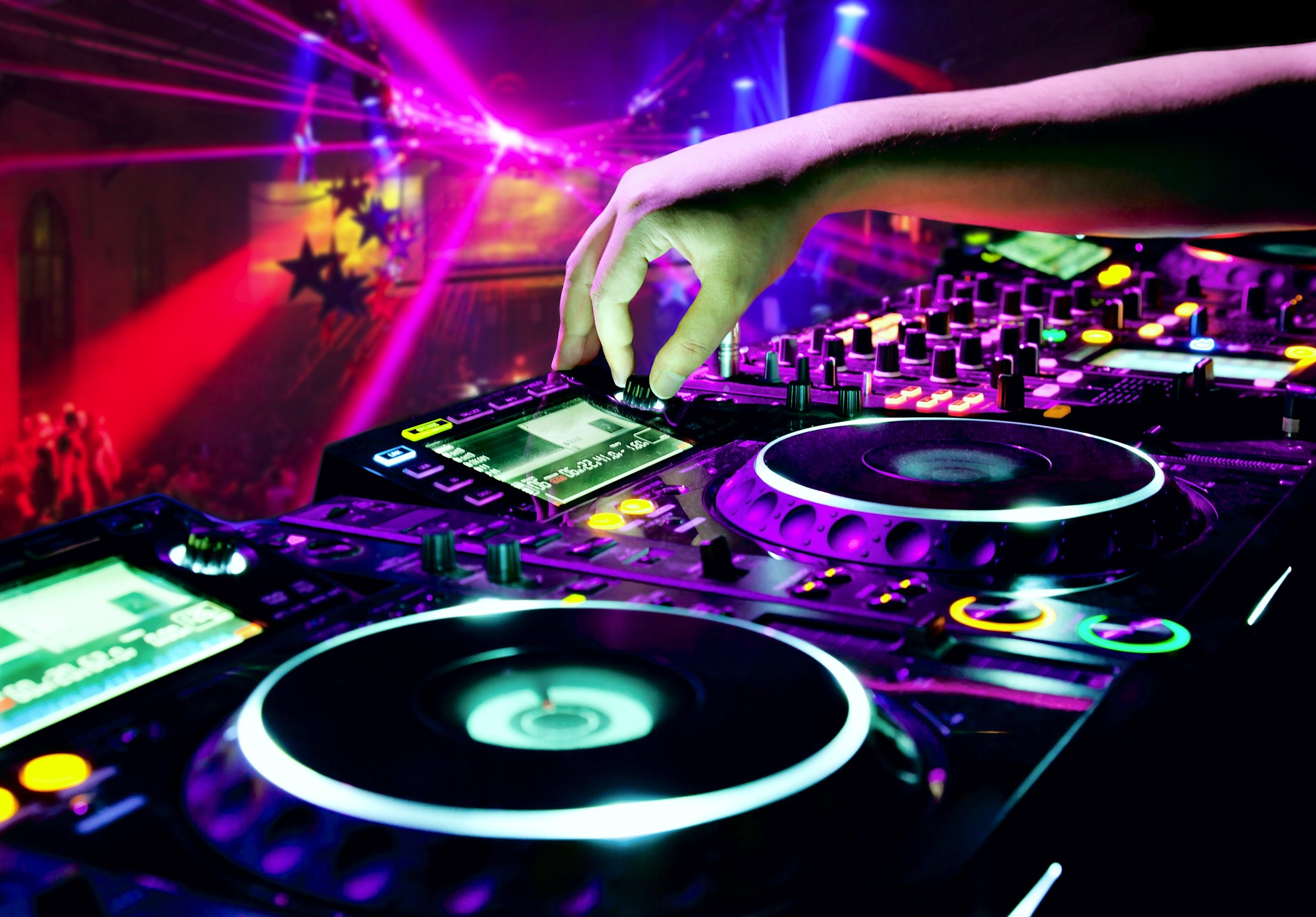 Disco dance music club wallpaper 2800x1950 458694 for Popular house music
