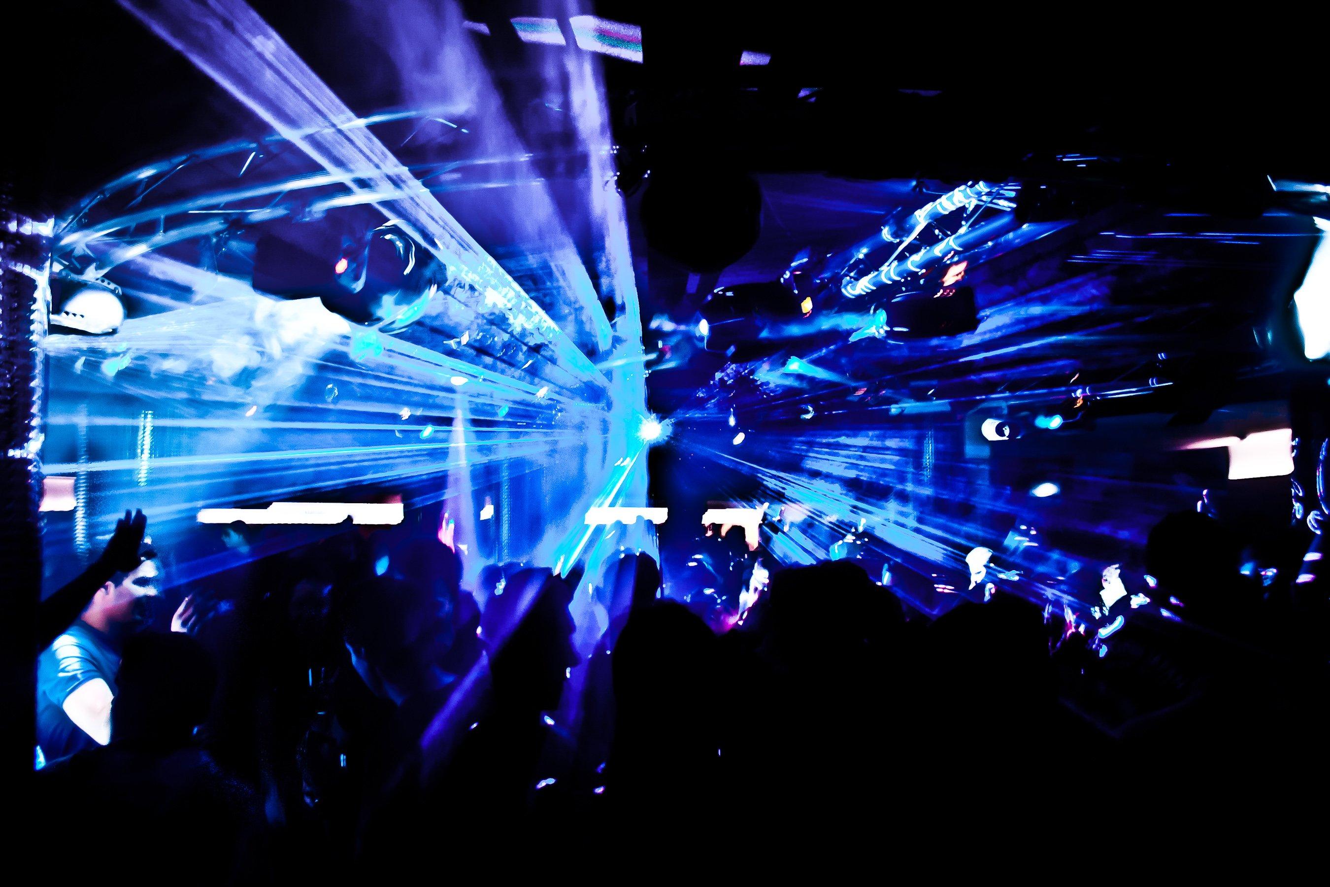 Disco dance music club wallpaper | 2700x1800 | 458695 ...