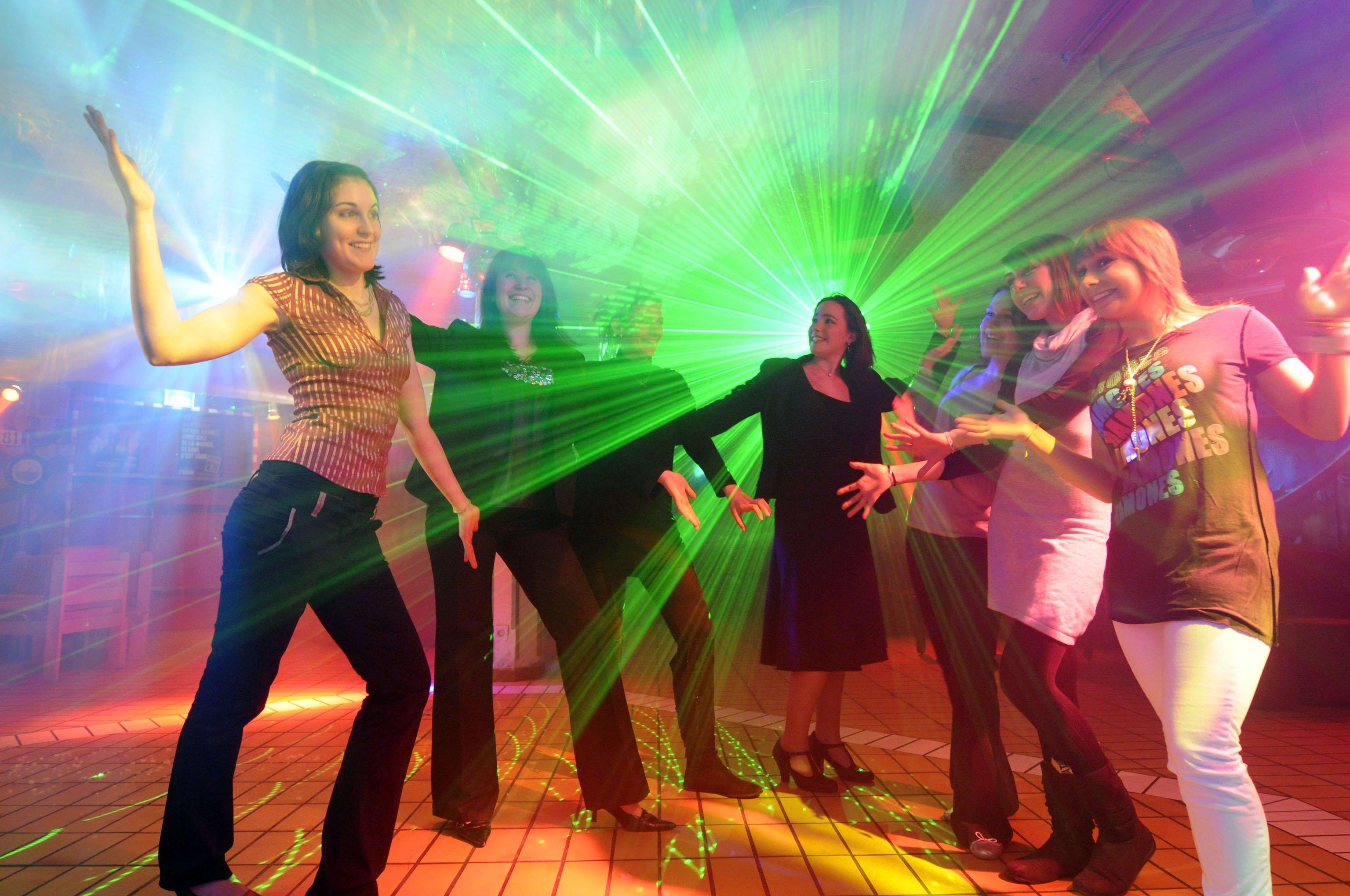 Disco dance music club design room wallpaper | 3071x2040 ...