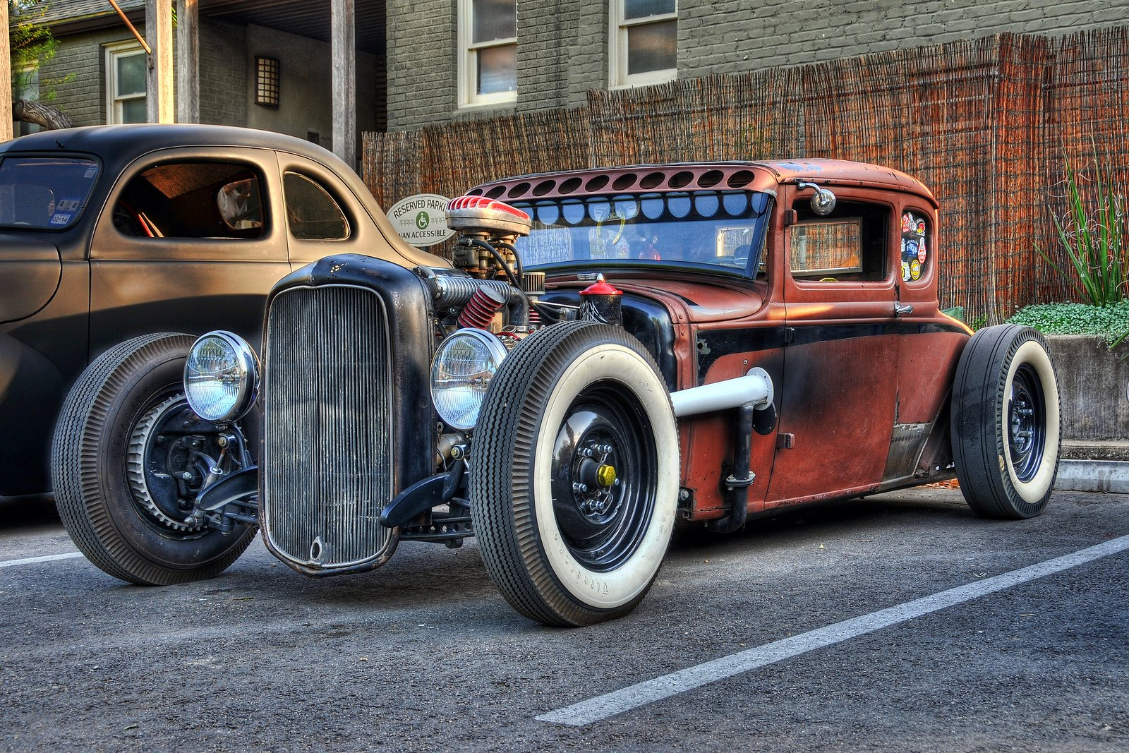 RAT-RODS Street-Rod hot-rod custom-cars lo-rider vintage ...