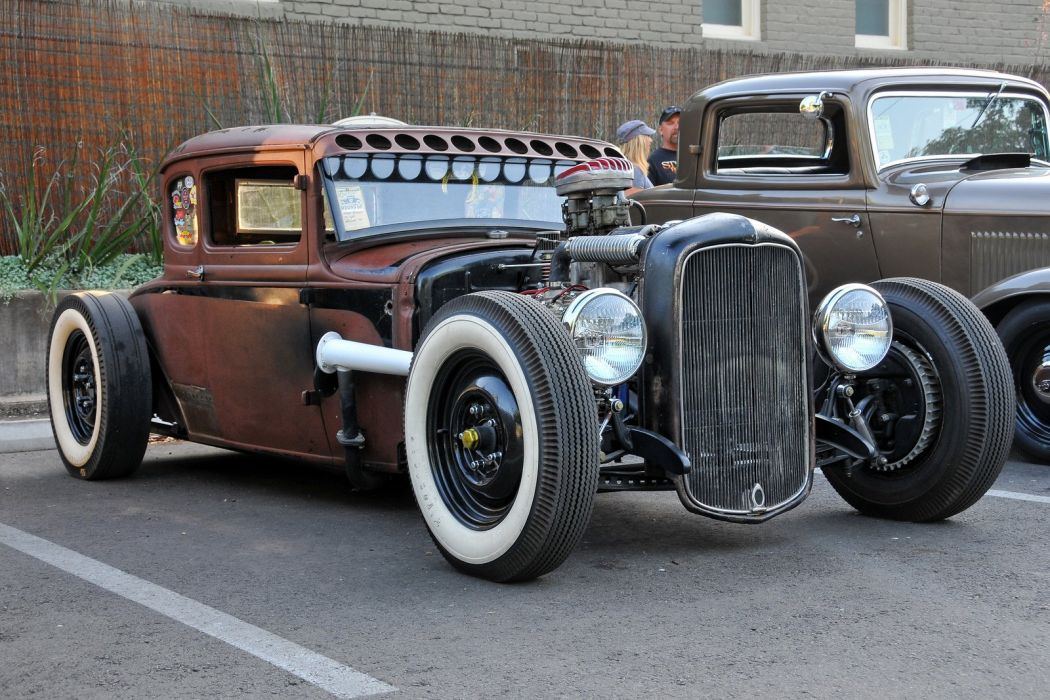RAT-RODS Street-Rod hot-rod custom-cars lo-rider vintage cars usa ...
