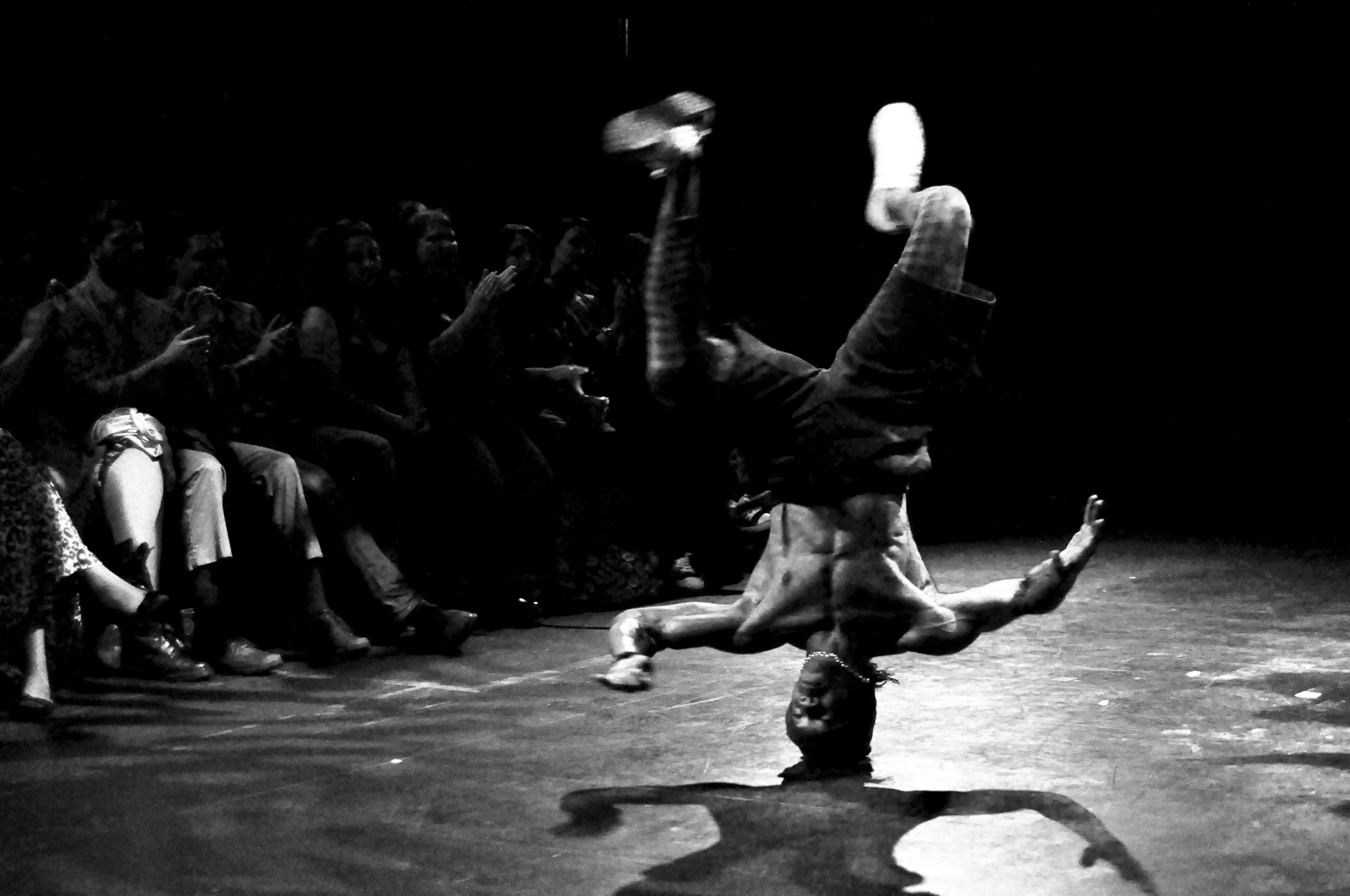 Break dance, hip-hop: a selection of sites