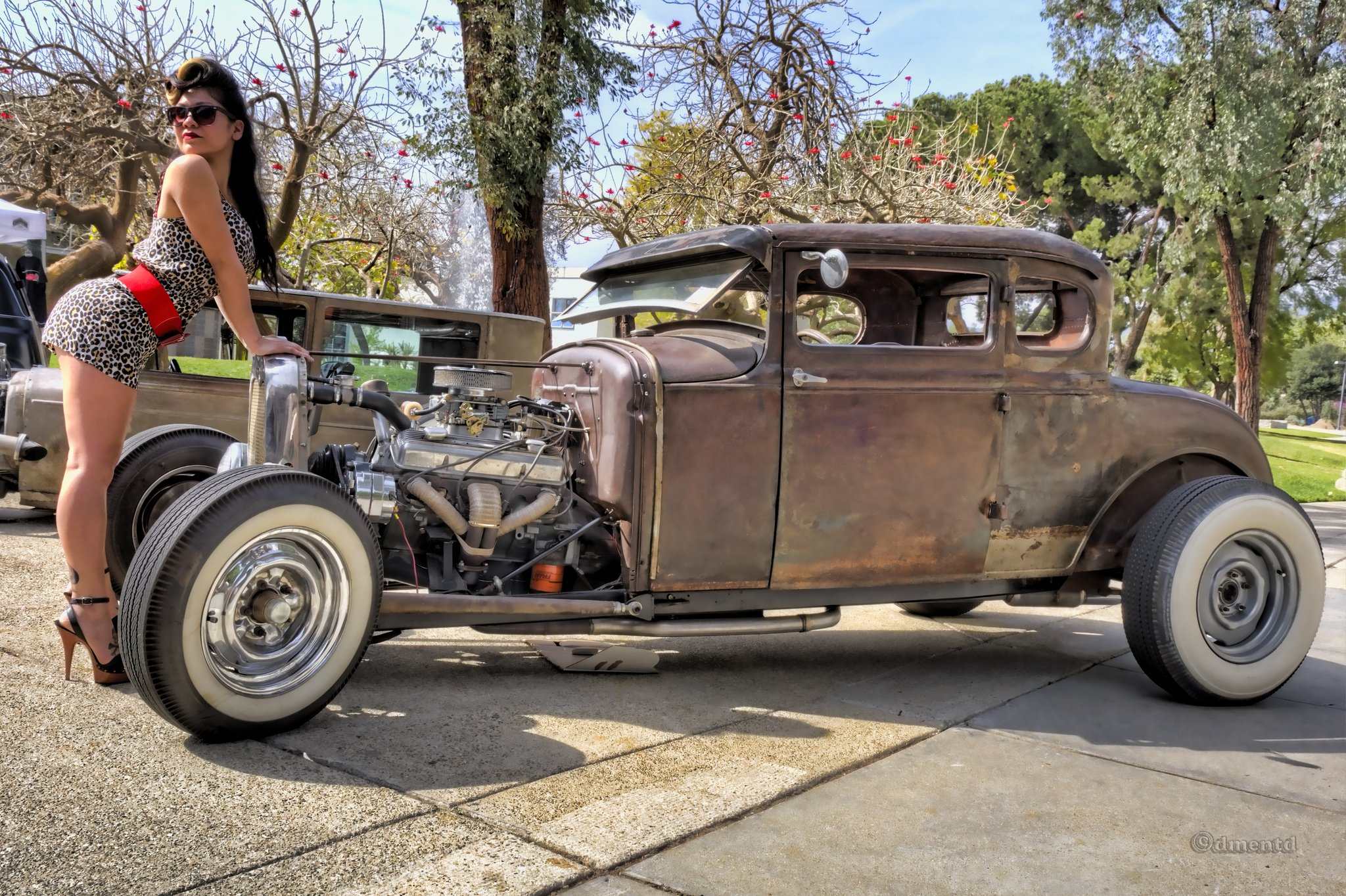 RAT-RODS Street-Rod hot-rod custom-cars lo-rider vintage cars usa ...