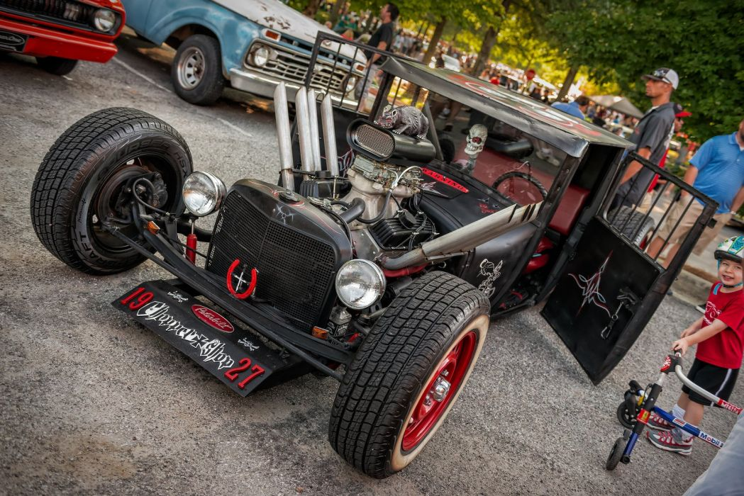 RAT-RODS Street-Rod hot-rod custom-cars lo-rider vintage cars usa wallpaper
