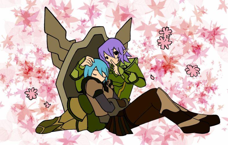 FIESTA ONLINE mmo rpg fantasy anime wallpaper