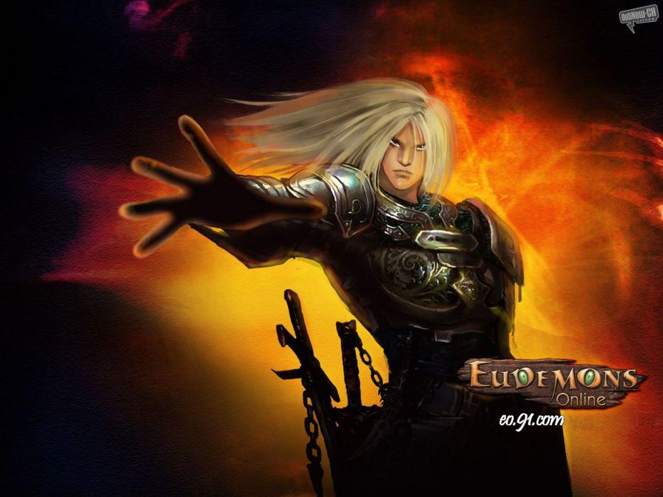 EUDEMONS ONLINE mmo rpg fantasy wallpaper