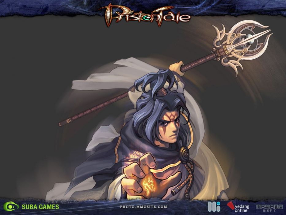 PRISTON TALE mmo rpg fantasy fighting action online wallpaper