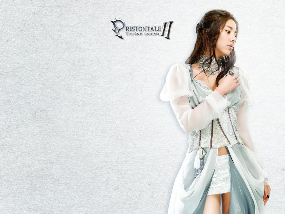 PRISTON TALE mmo rpg fantasy fighting action online cosplay wallpaper