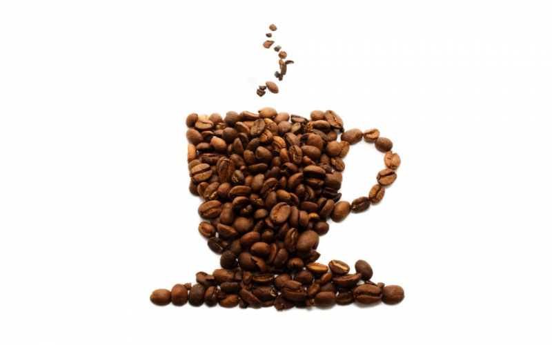 coffee drink plant seed lovely nature cup wallpaper