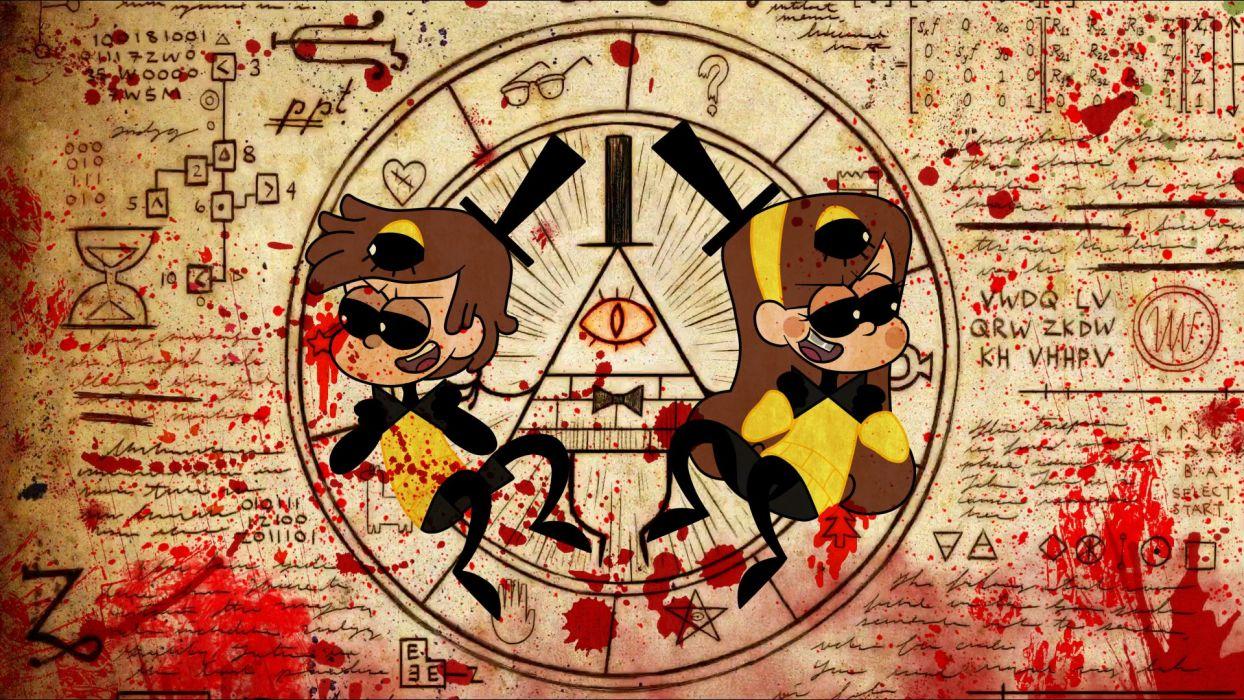 Gravity Falls Disney Family Animated Cartoon Series Comedy