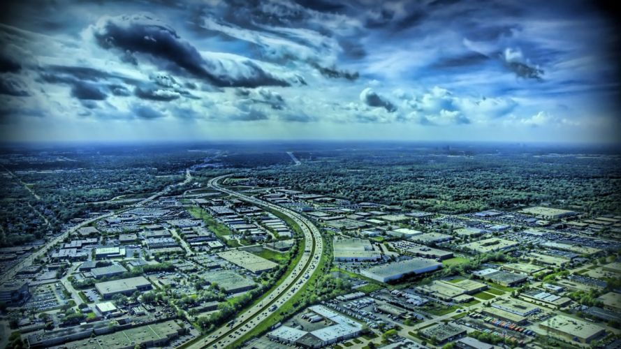 cityscape city view urban arhitecture area town buildings wallpaper