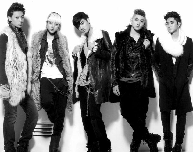 NU'EST kpop electro electropop pop k-pop dance nuest wallpaper