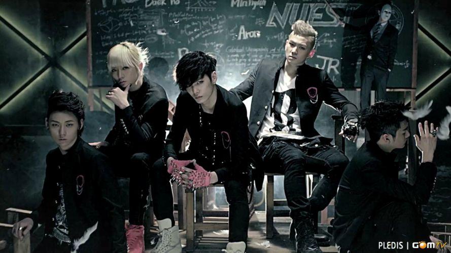 NUEST kpop electro electropop pop k-pop dance wallpaper