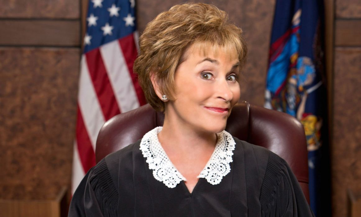 JUDGE JUDY judge series court crime reality wallpaper