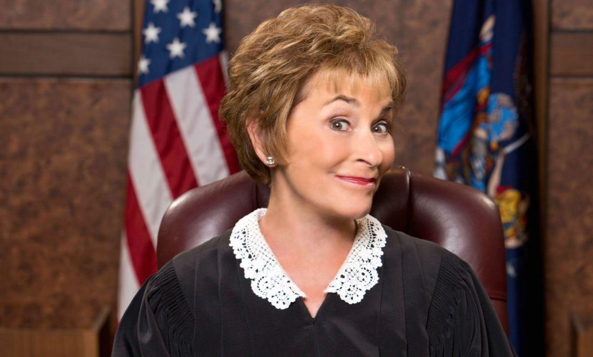 JUDGE JUDY judge series court crime reality wallpaper