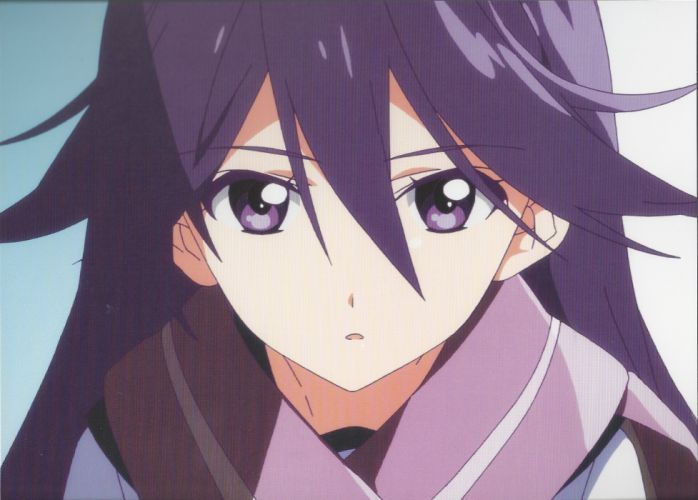 Kuroki Rei girl beauty anime sweet cute lovely beautiful wallpaper