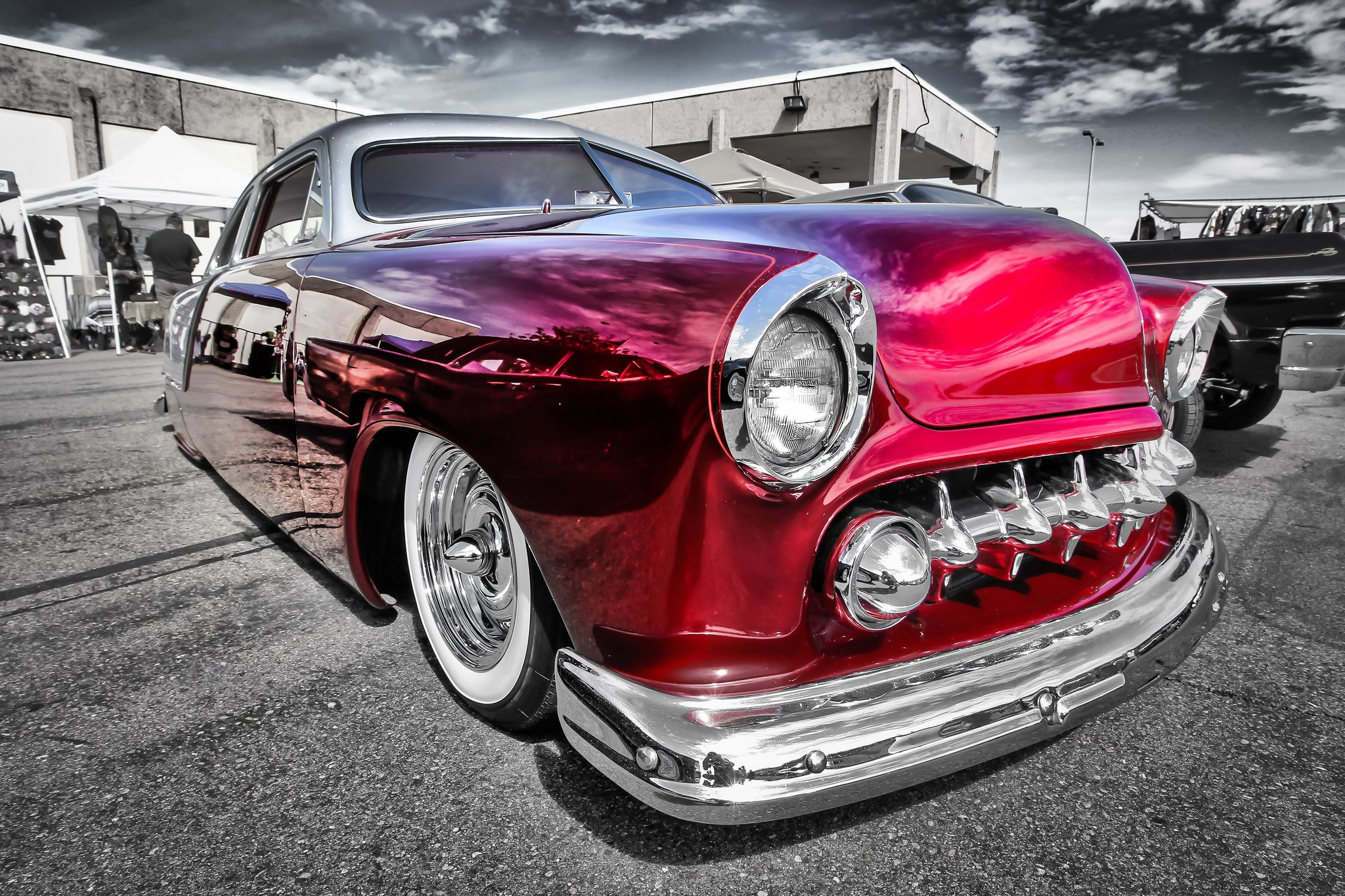 Street-Rod hot-rod custom-cars lo-rider vintage cars usa ...