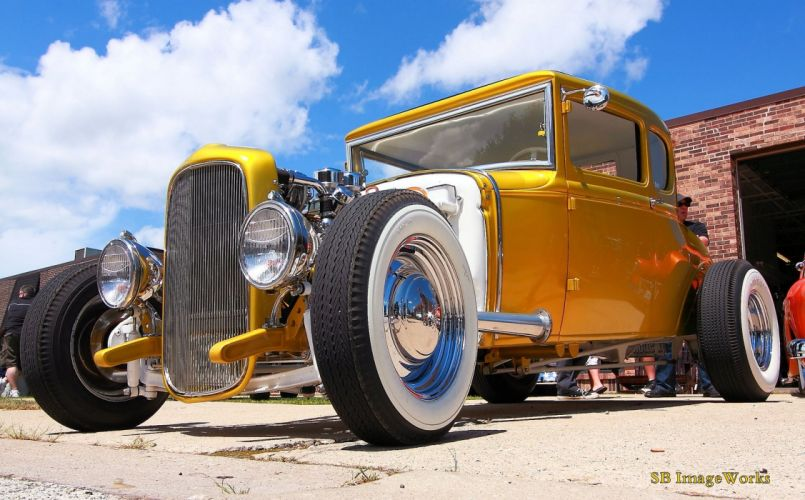 Street-Rod hot-rod custom-cars lo-rider vintage cars usa wallpaper