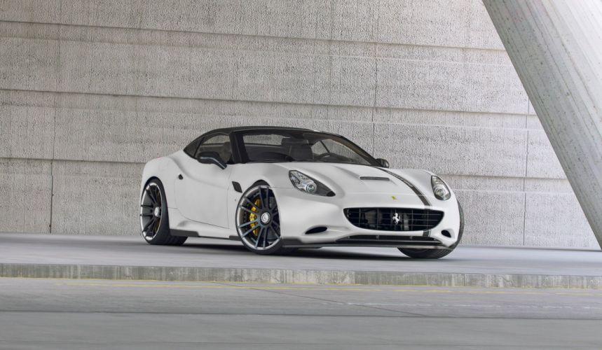 Ferrari ff california Wheelsandmore tuning supercars wallpaper