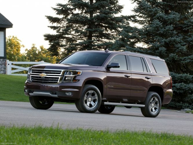 Chevrolet Tahoe Z71 suv usa wallpaper