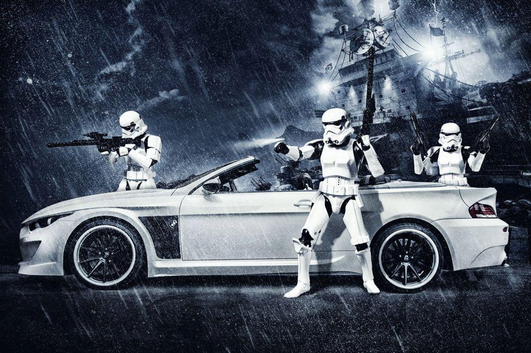 BMW-m6 convertible Stormtrooper Vilner tuning wallpaper