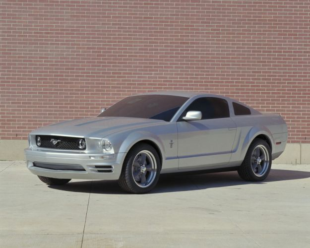 2005 Ford Mustang Coupe Proposal muscle wallpaper