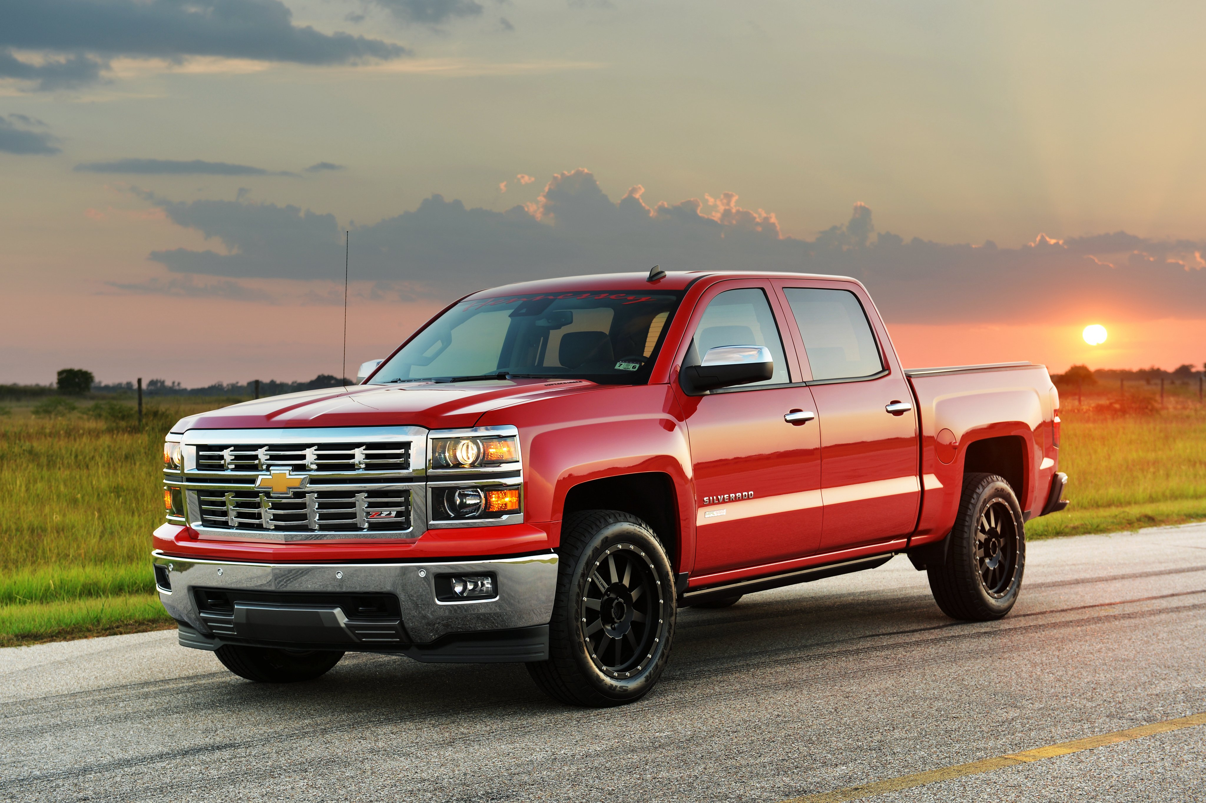 2015 hennessey chevrolet silverado z71 hpe550 pickup muscle tuning wallpaper 4096x2726 461865 wallpaperup