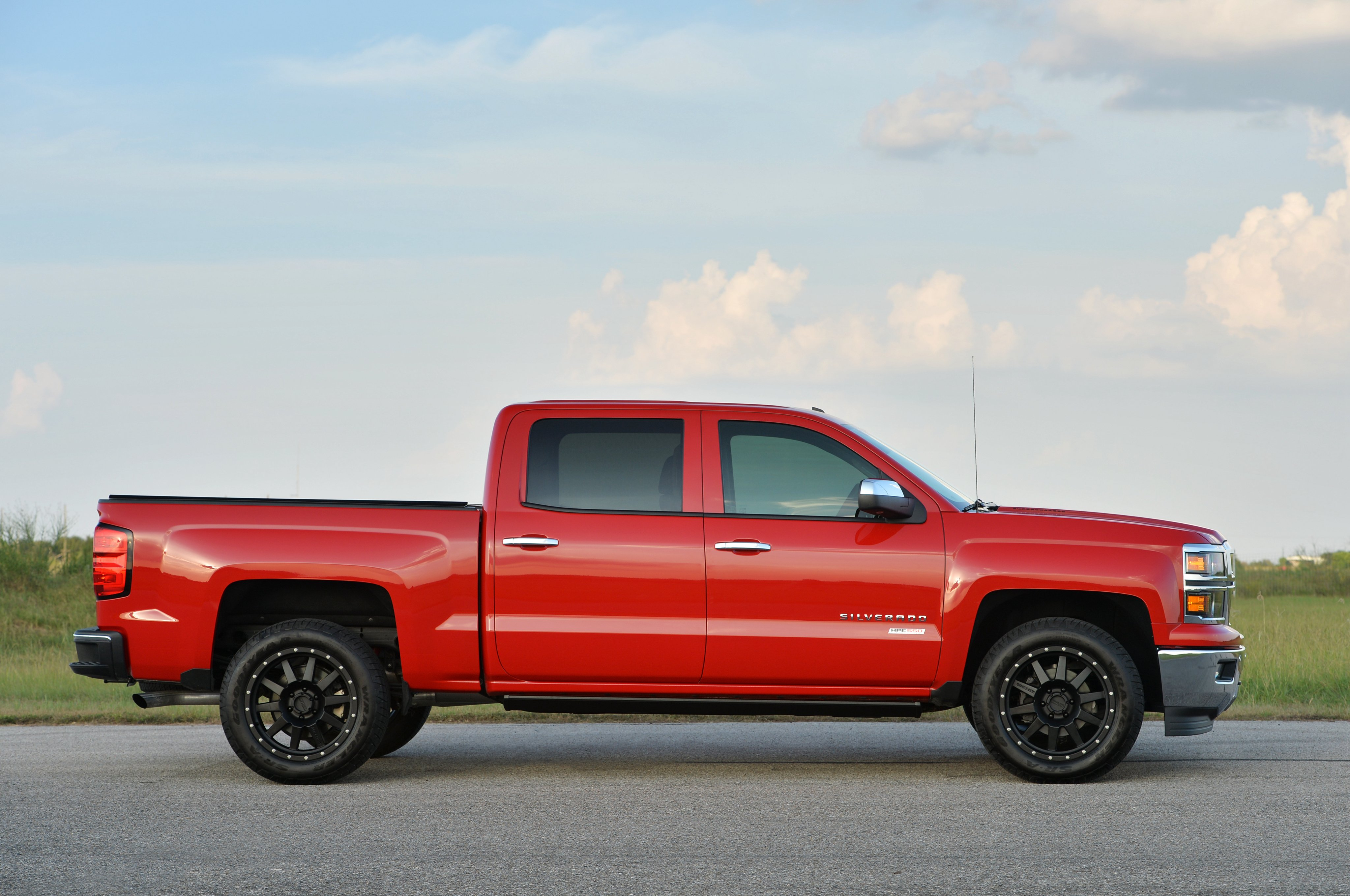 2015 hennessey chevrolet silverado z71 hpe550 pickup muscle tuning wallpaper 4096x2720 461866 wallpaperup