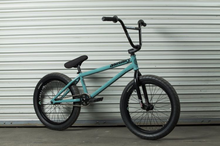 SUNDAY bmx bike bicycle wallpaper