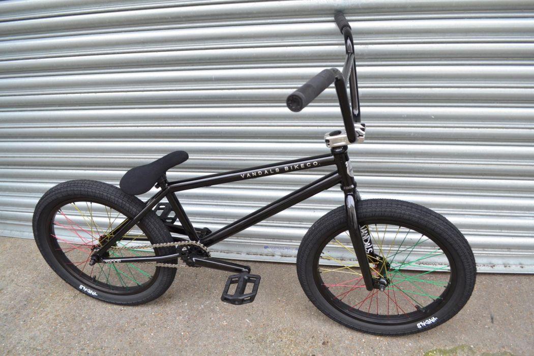 VANDELS bmx bike bicycle wallpaper