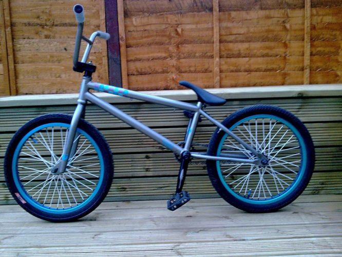 VERDE bmx bike bicycle wallpaper