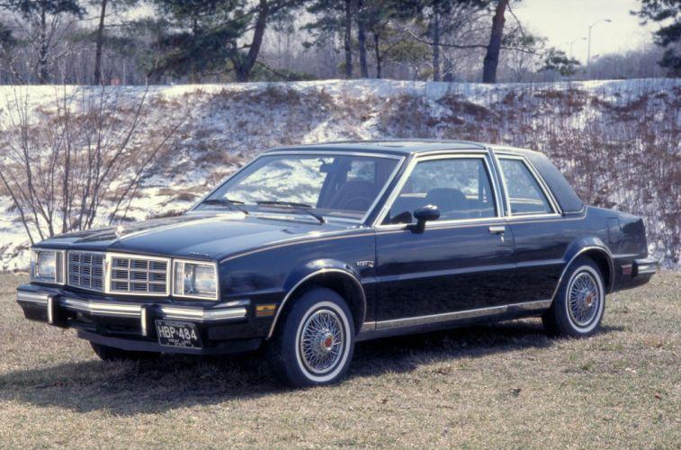1980 Pontiac Phoenix L-J Coupe wallpaper