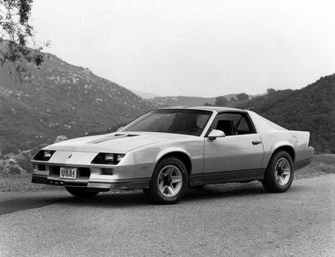 1982-84 Chevrolet Camaro Z28 muscle wallpaper