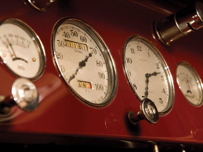 1931 Chrysler Imperial Roadster LeBaron c-g wallpaper