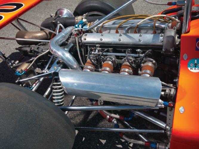 1972 AAR Eagle (7200) Indy 500 race racing wallpaper