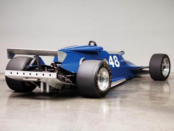 1981 AAR Eagle Indy 500 race racing wallpaper