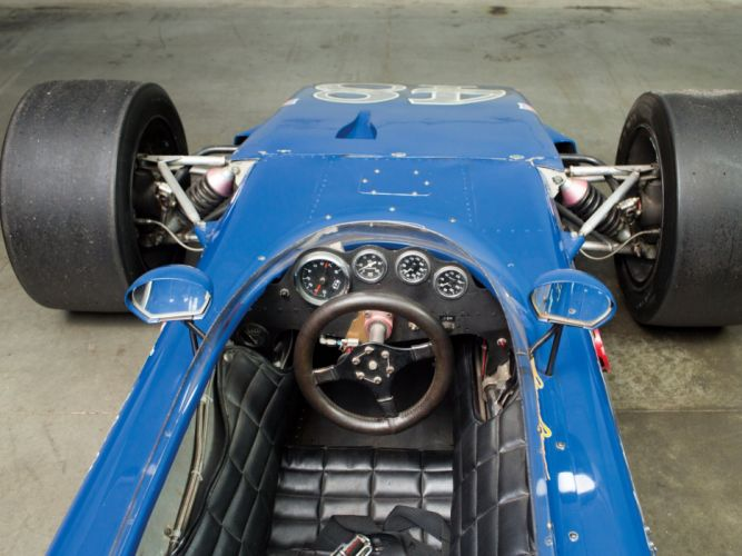 1969 AAR Eagle Santa-Ana Indy 500 race racing wallpaper