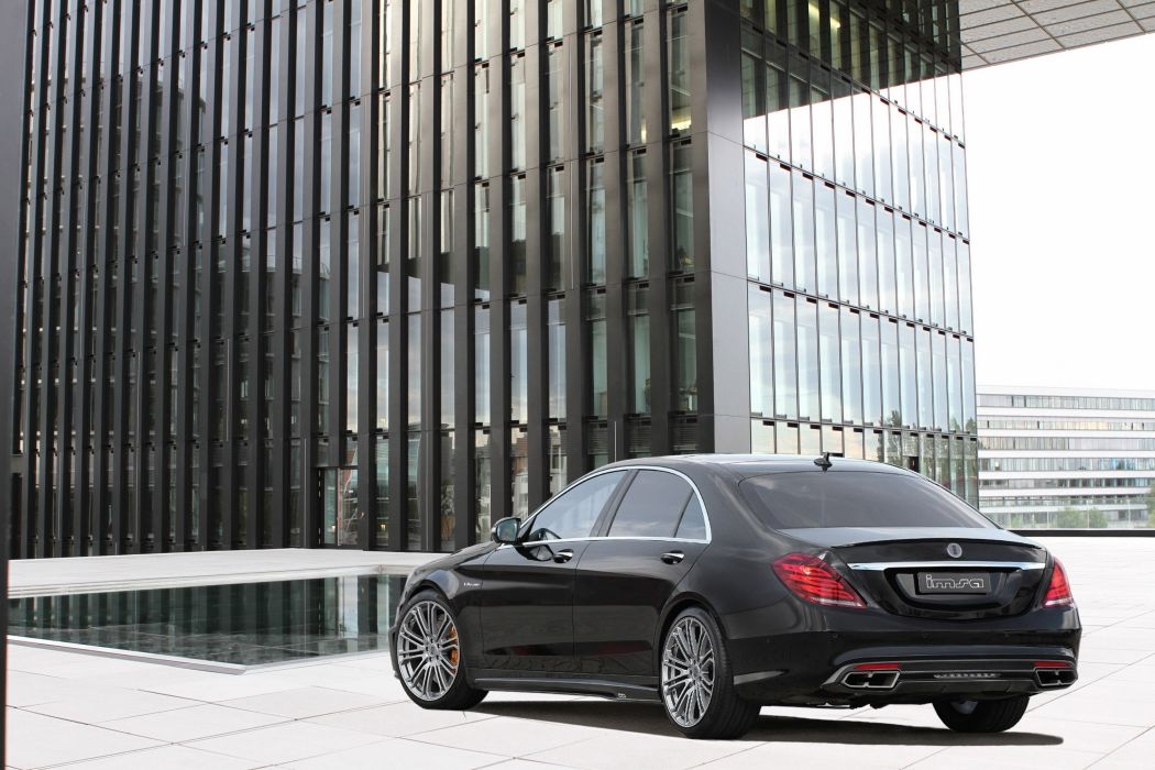 2014 IMSA Mercedes Benz S63 AMG L4M (W222) tuning luxury wallpaper