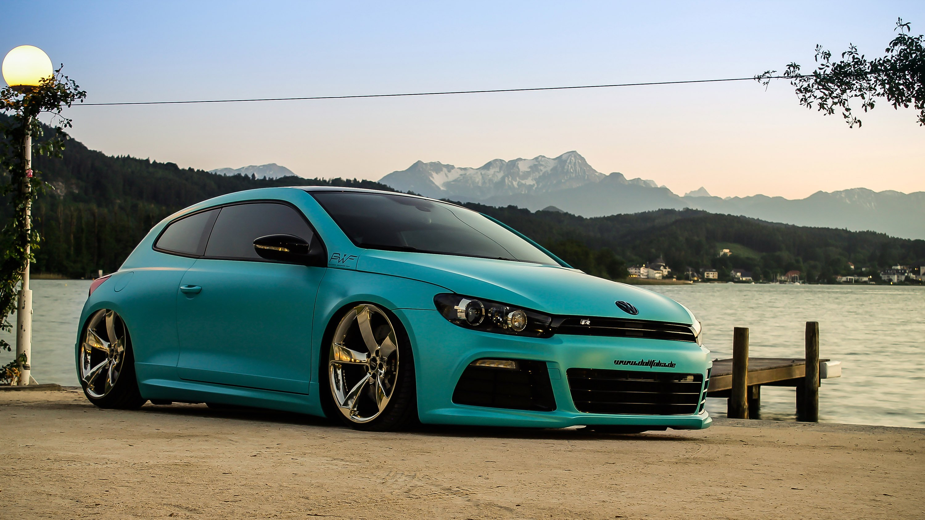 2014 bruxsafol volkswagen scirocco r tuning wallpaper 3000x1687. Black Bedroom Furniture Sets. Home Design Ideas