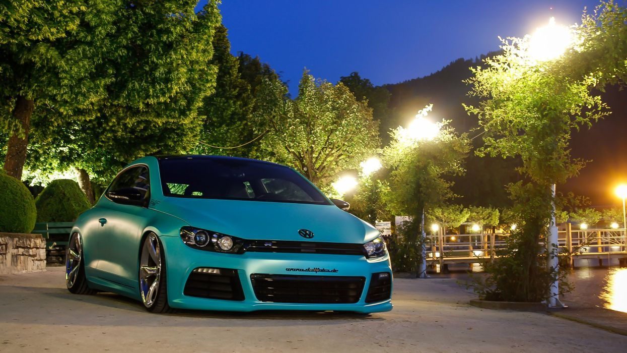 2014 Bruxsafol Volkswagen Scirocco R tuning wallpaper