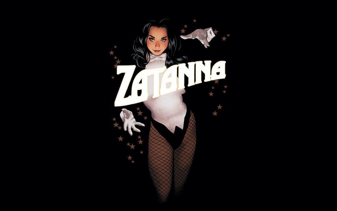 Zatanna Zatara wallpaper