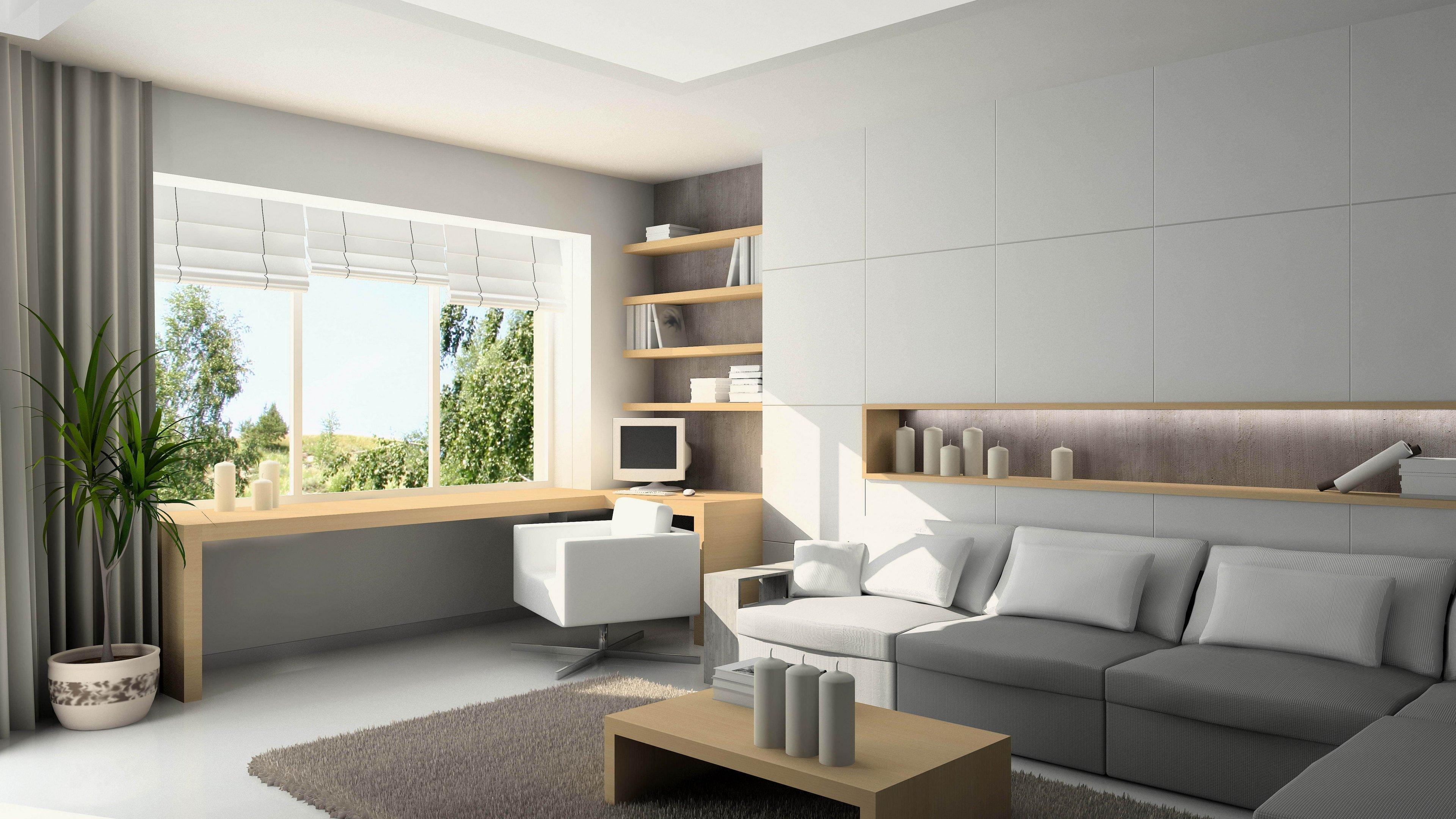 La Maison Du Dressing interior design life home room wallpaper | 3840x2160