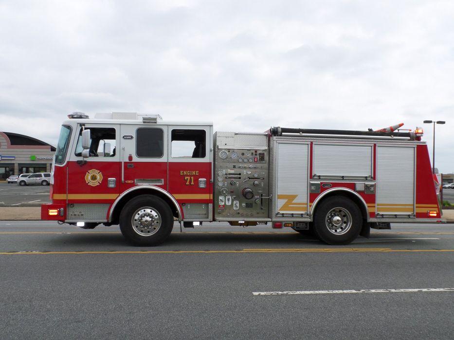 Ambulance fire-truck Philadelphia Fire-Departments usa rescue fire truck suv Emergency medic cars pompier camion wallpaper