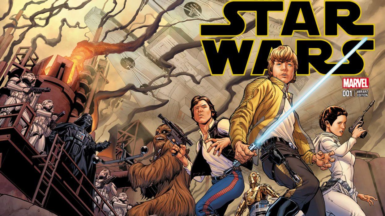 Star Wars Marvel Comic Wallpaper 2560x1440 464183 Wallpaperup