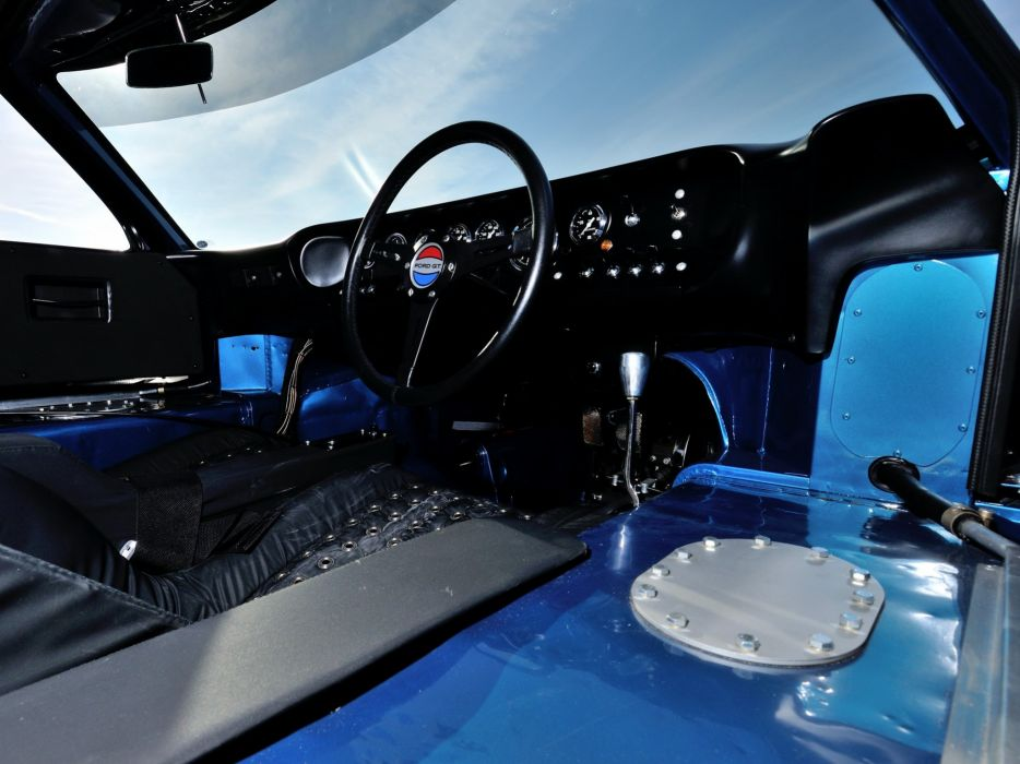 1964 Ford GT40 Prototype (GT104) supercar race racing classic g-t wallpaper