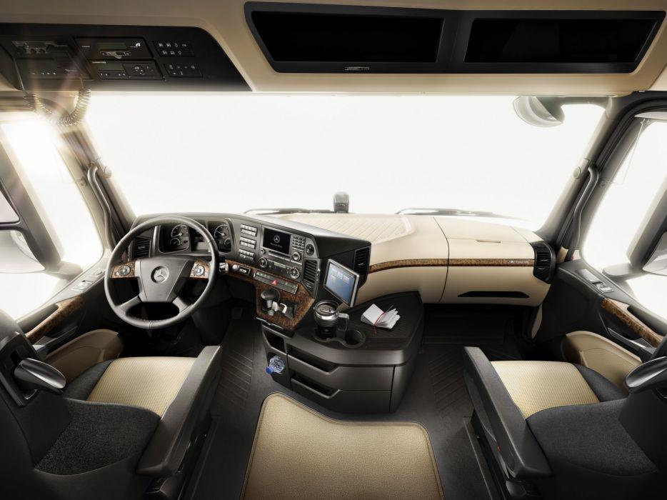 2011 mercedes benz actros 1851 mp4 semi tractor. Black Bedroom Furniture Sets. Home Design Ideas