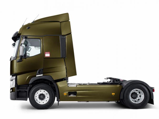 2013 Renault T 430 6x2 UK-spec semi tractor wallpaper